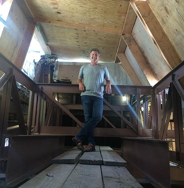 GNE Architecture Greg Epstein
