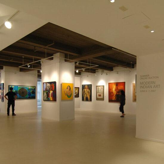 Saffron Art Gallery